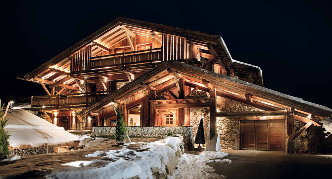 Luxury 6Bed Chalet Megeve