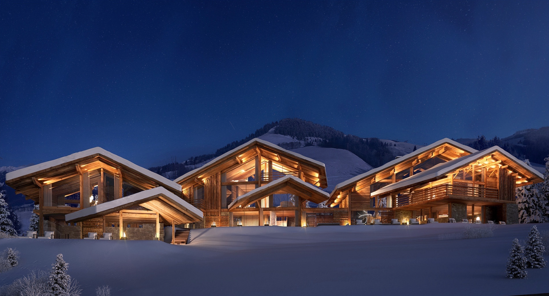 World Famous Designed Chalet