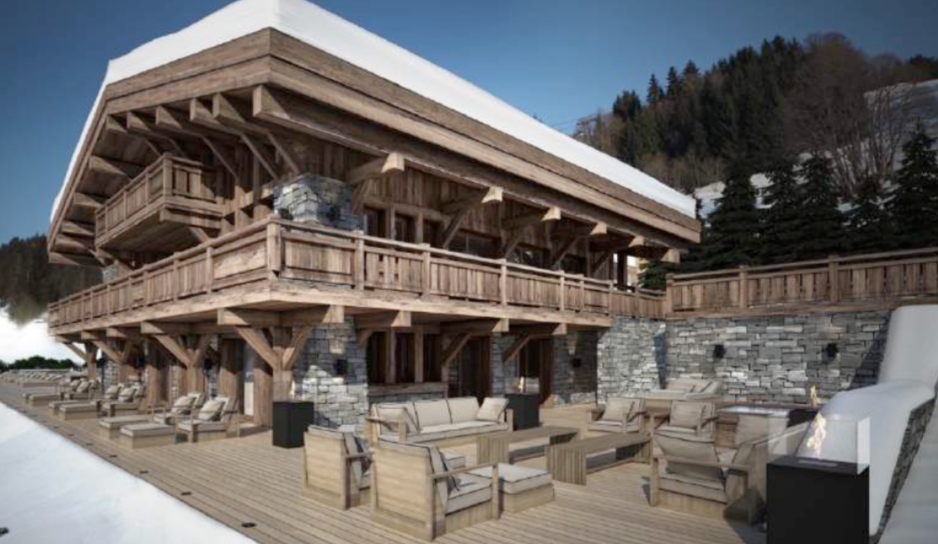 New Build Chalet Megeve