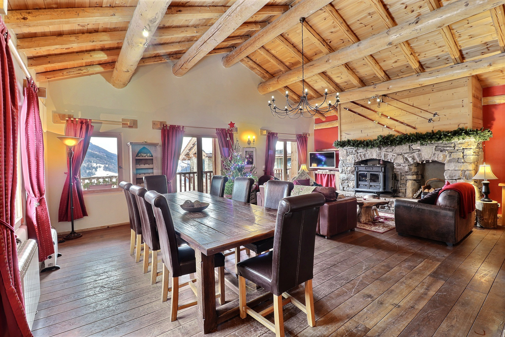 Luxury Chalet in Sainte-Foy-Tarentaise