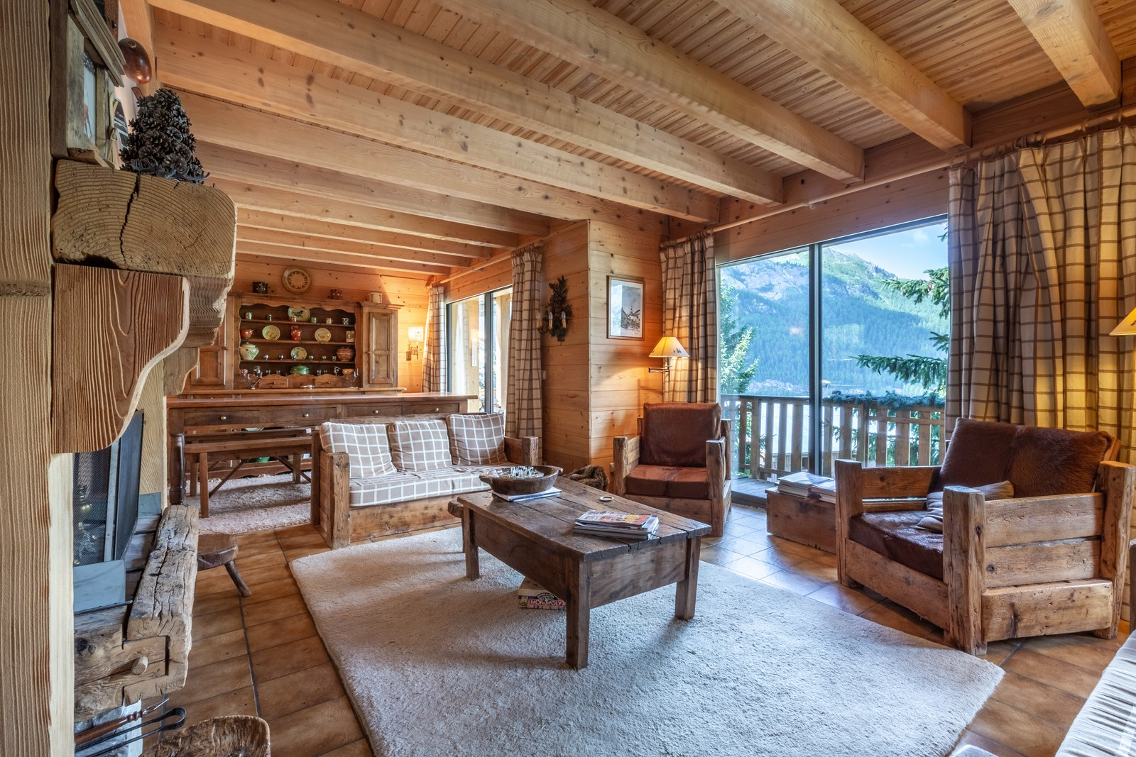 6Bed Val D'Isere Chalet