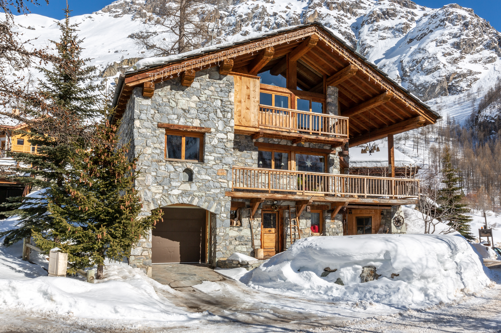 COSY CHALET IN LE-CRET