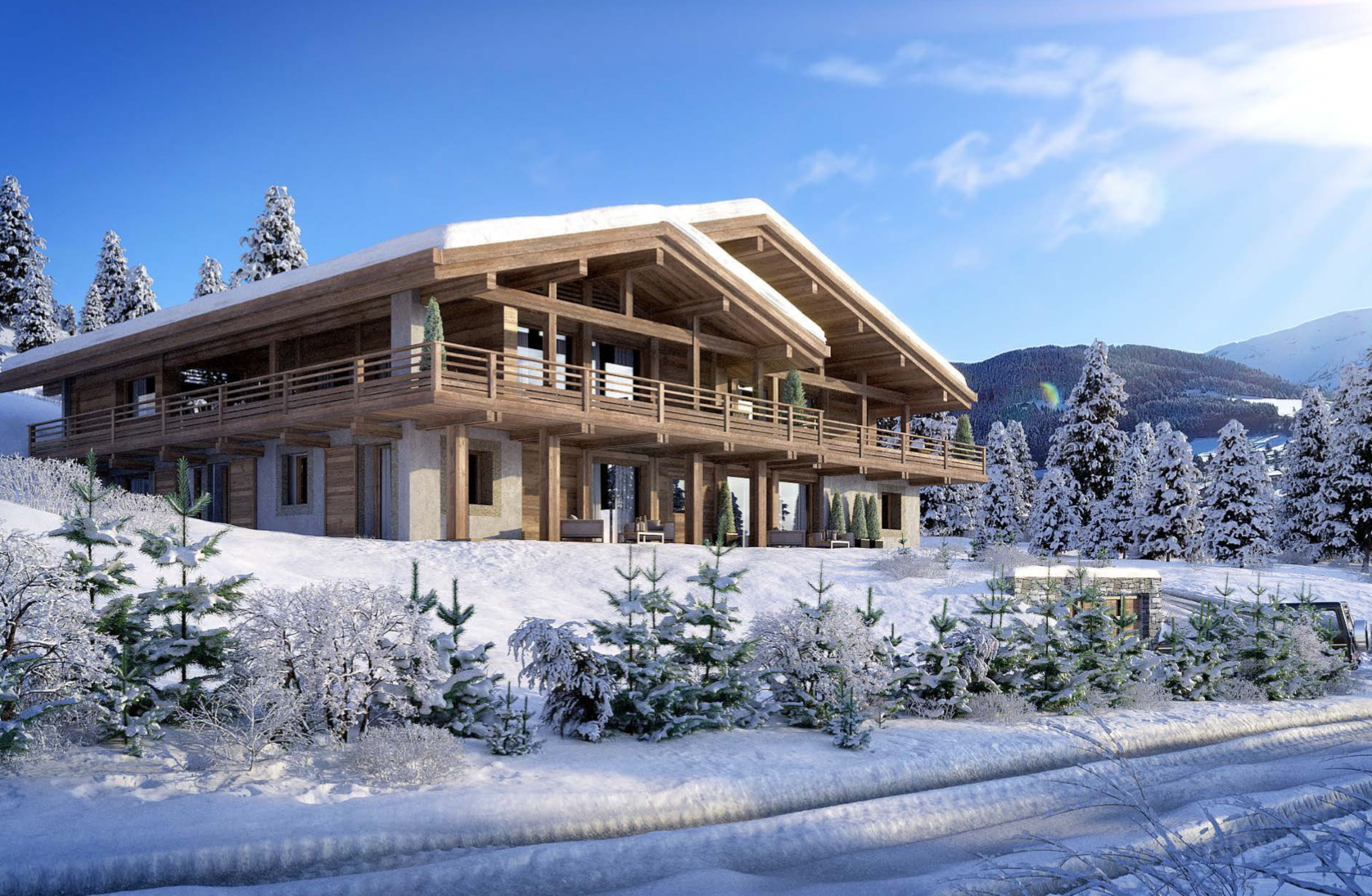 New-Project Outstanding Megeve Chalets