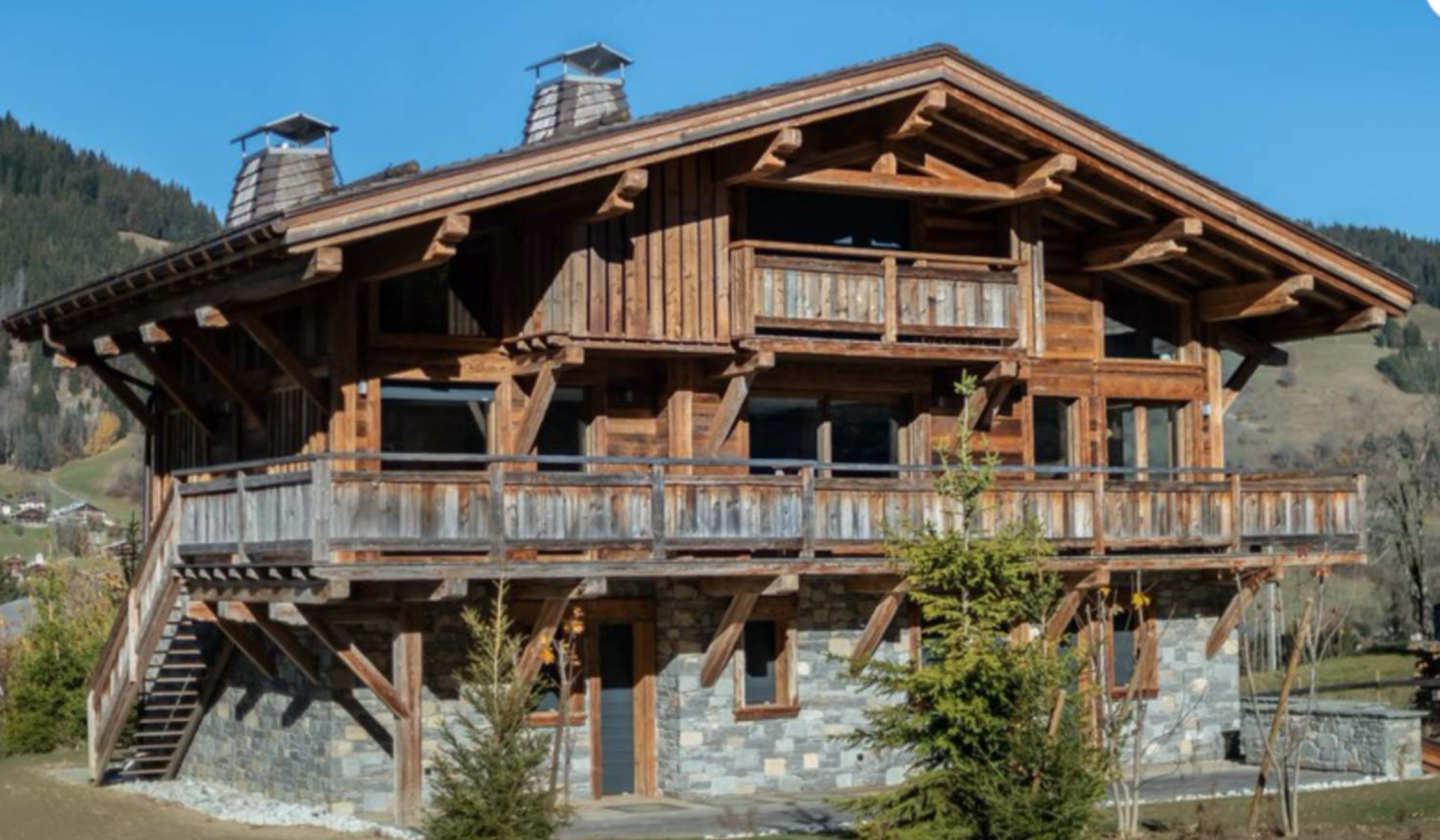 New 5Bed Stunning Chalet - propertyfranceitaly.com