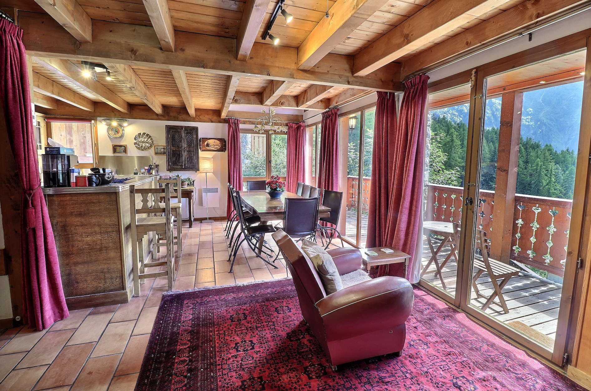 Chalet in Sainte-Foy Heights PFI International Ltd propertyfranceitaly