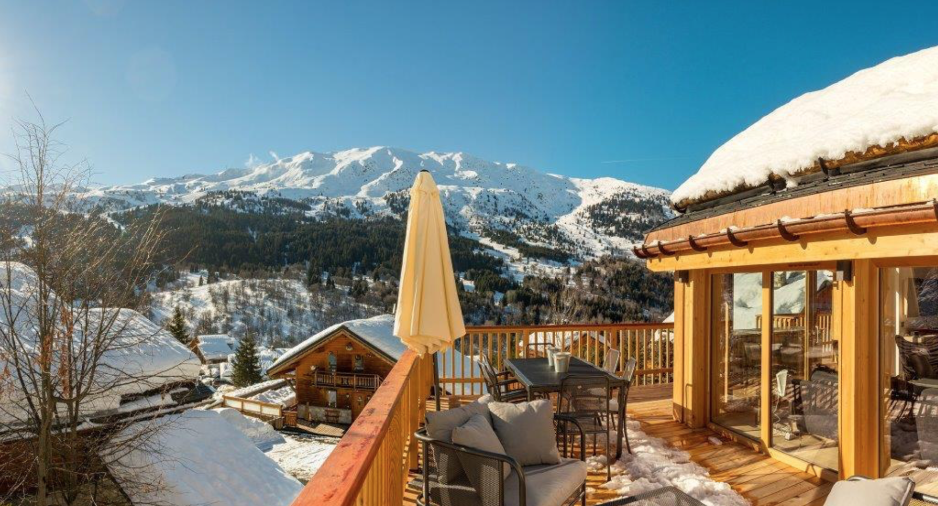 6 Bedroom Meribel Chalet