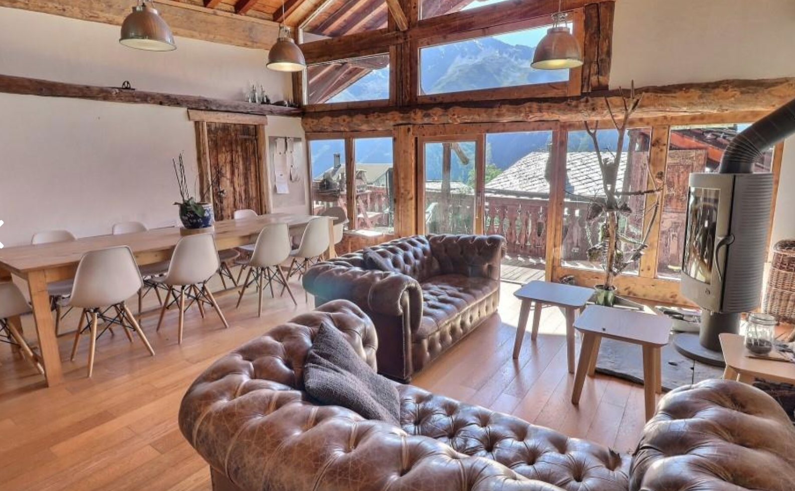 Charming Hamlet Luxury Chalet