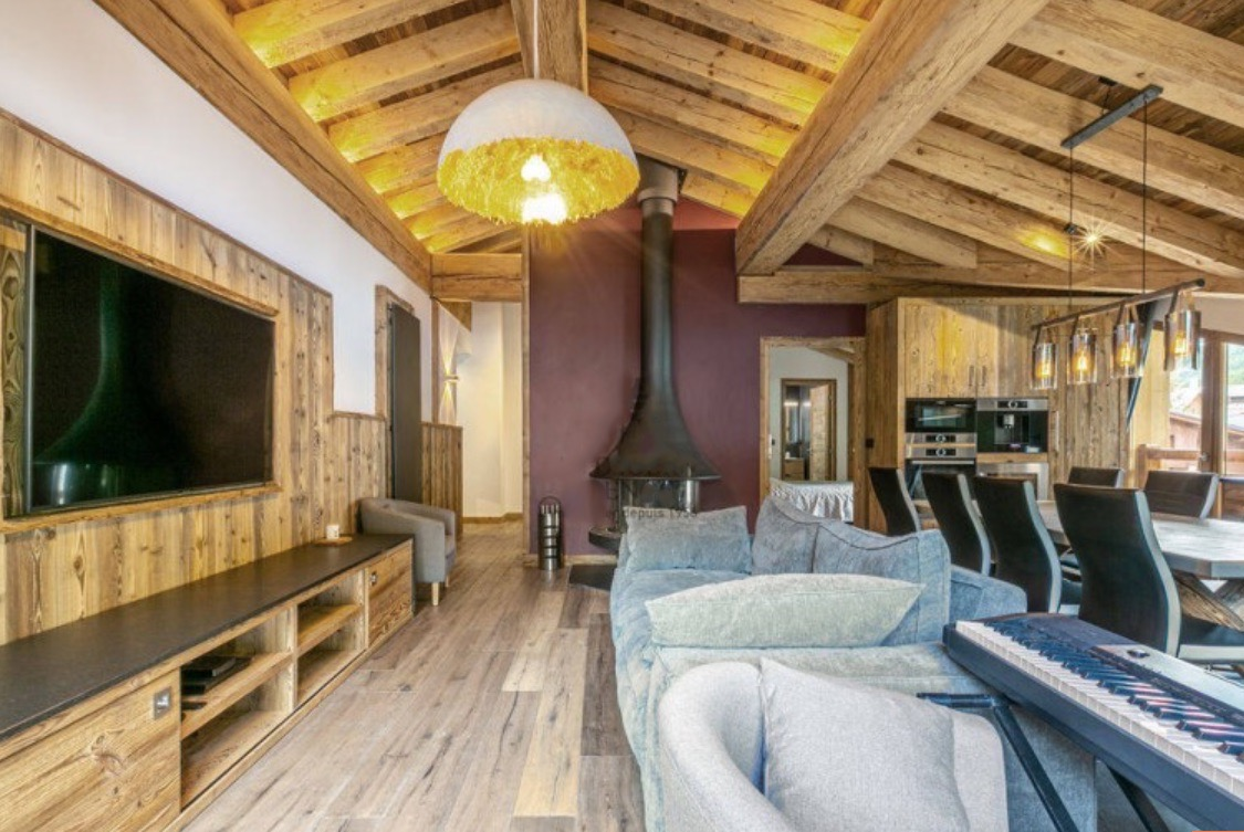 New luxury apartment Val D'Isere