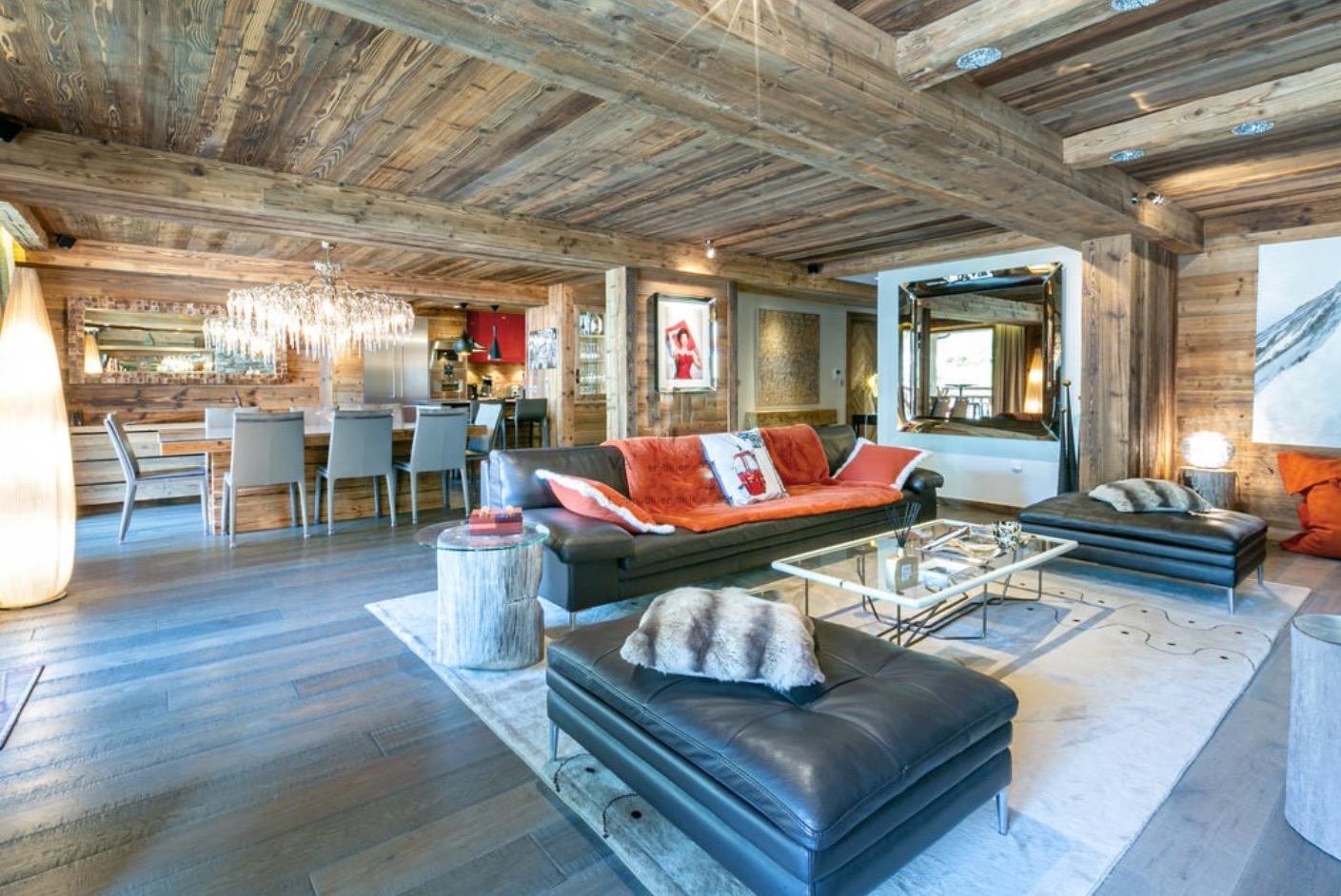 Exceptional 7 Bedroom Duplex Apartment