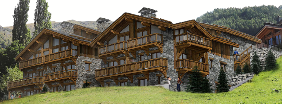 Luxury Apartments and Chalets