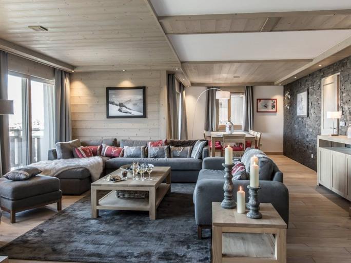 High-end Apartment Les Gets