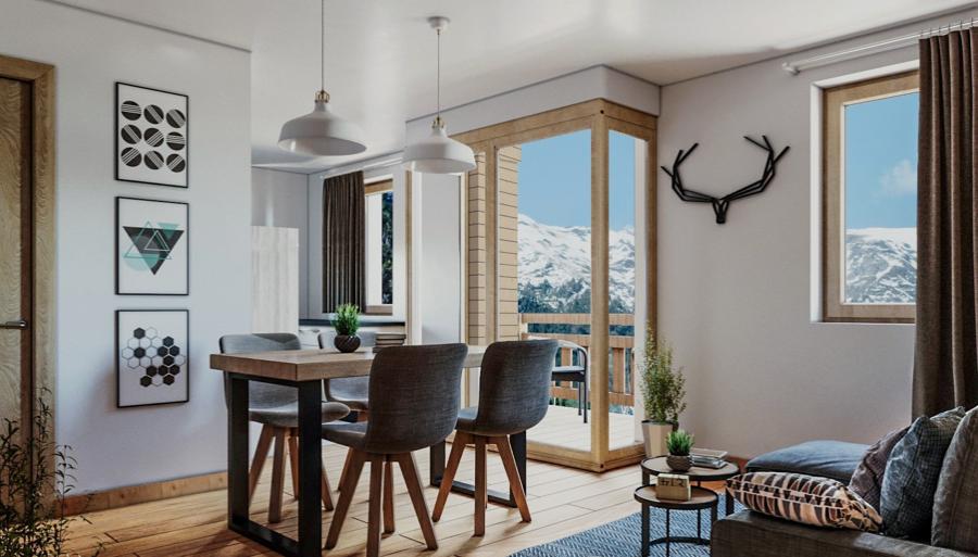 Exclusive Apartment in resort centre