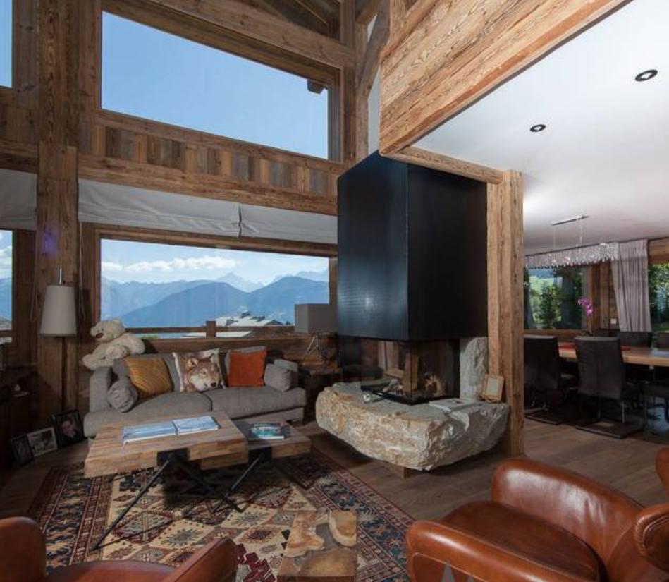 Luxury 7 bedroom Chalet Combloux