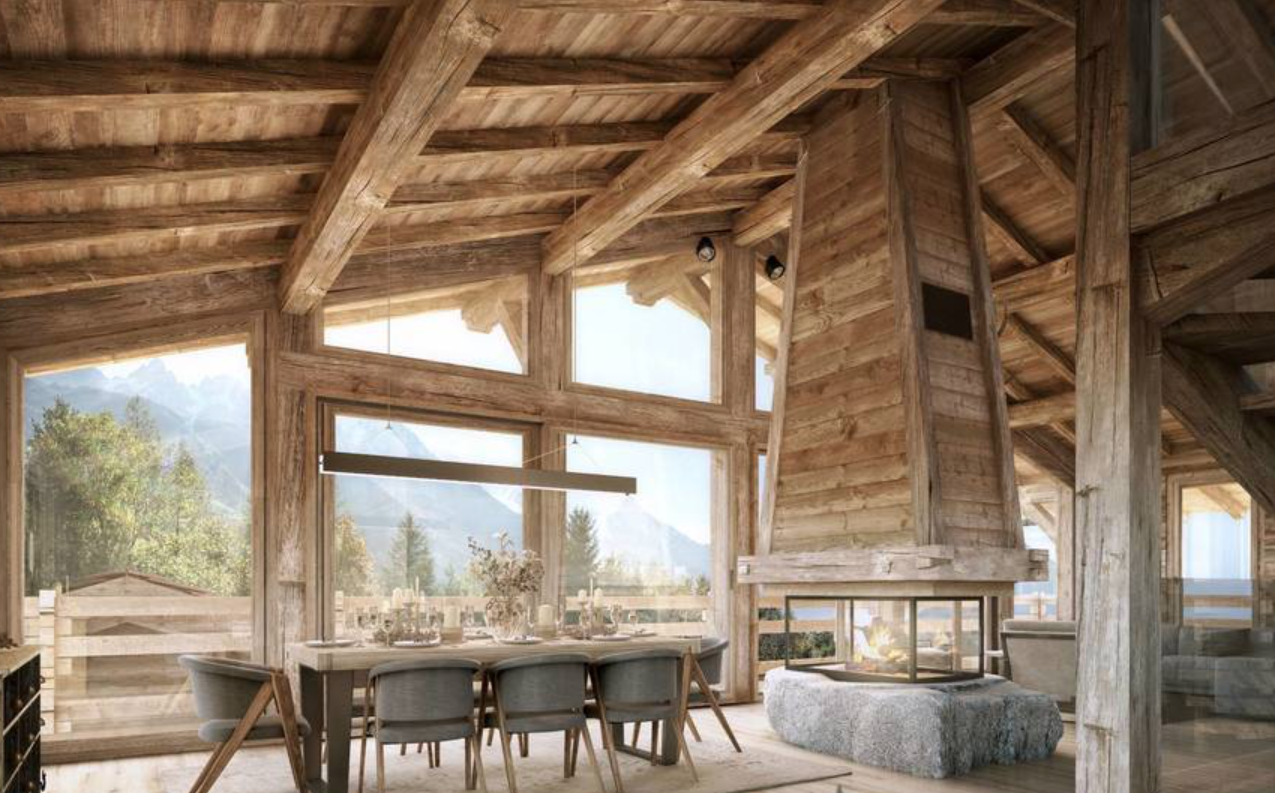 Luxury New Development Chalet Chamonix