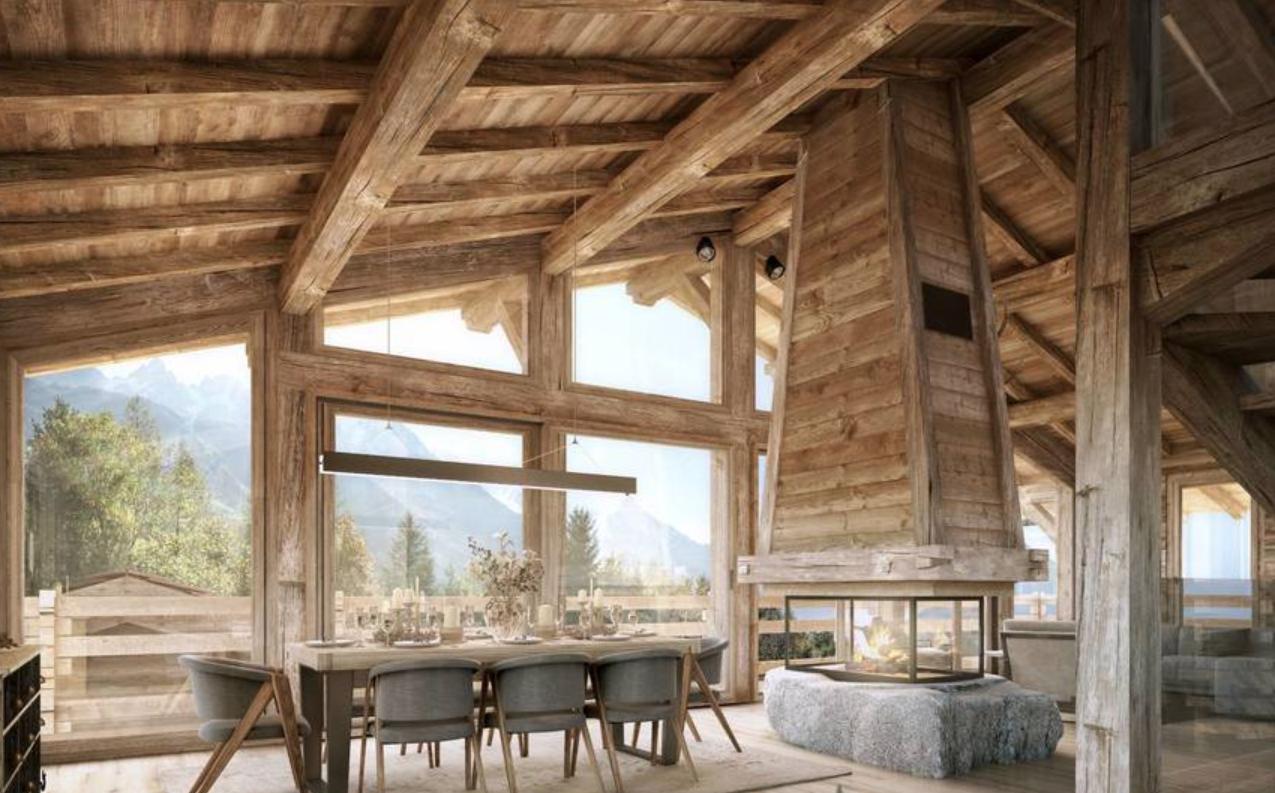 Luxury New Development Chalet Chamonix
