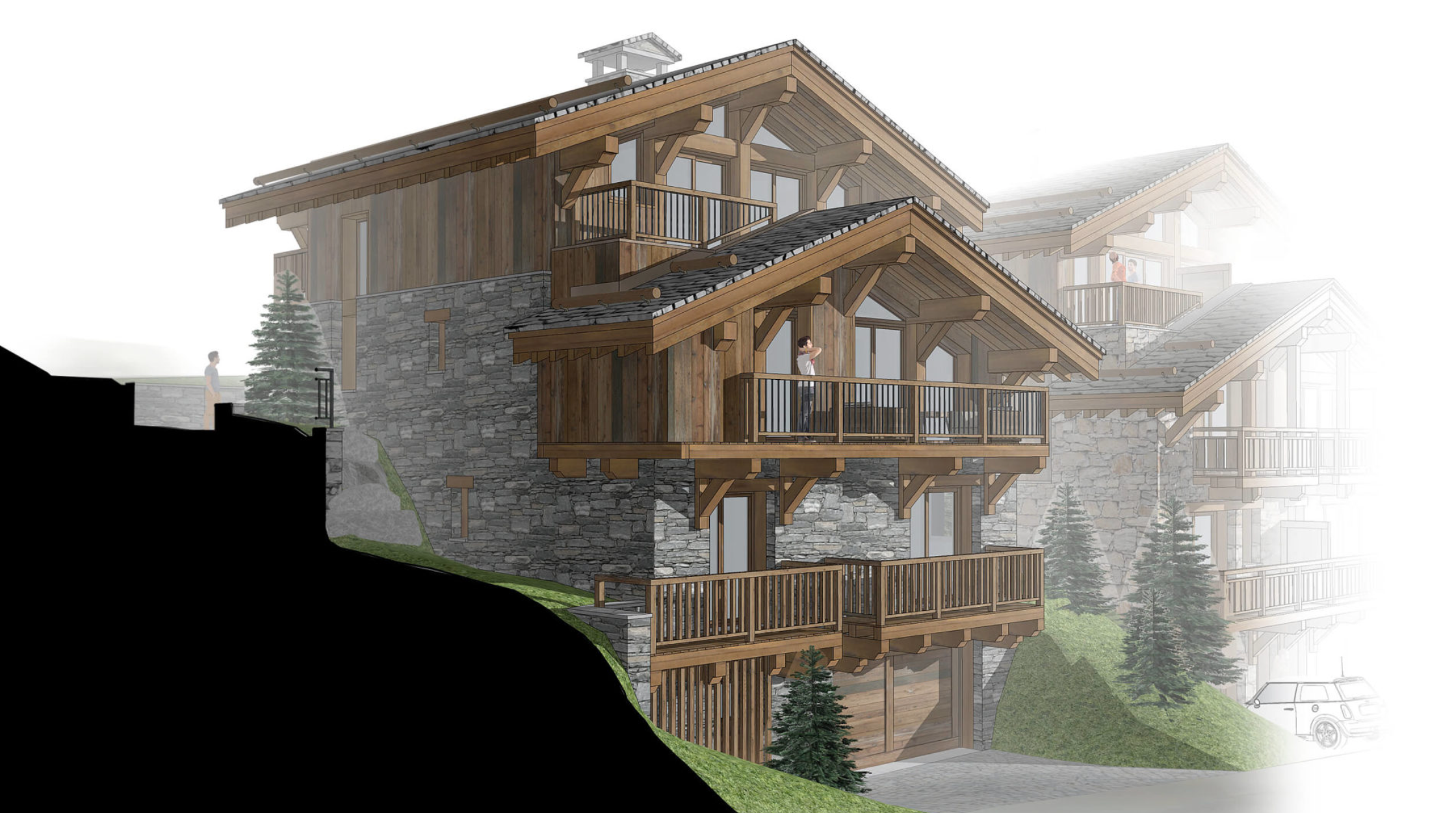 New Luxury Chalet Development