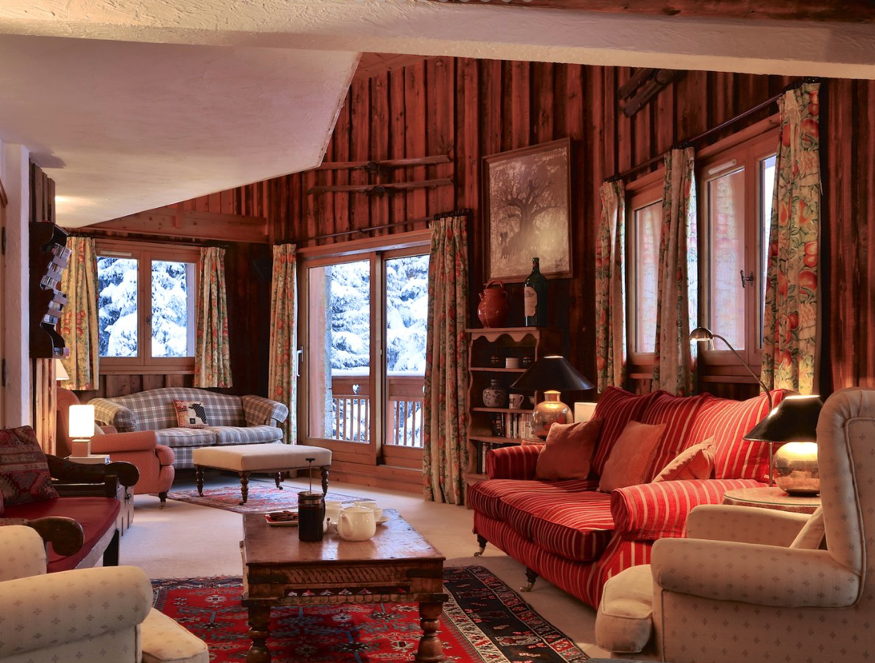 Exclusive Apartment Meribel Mottaret