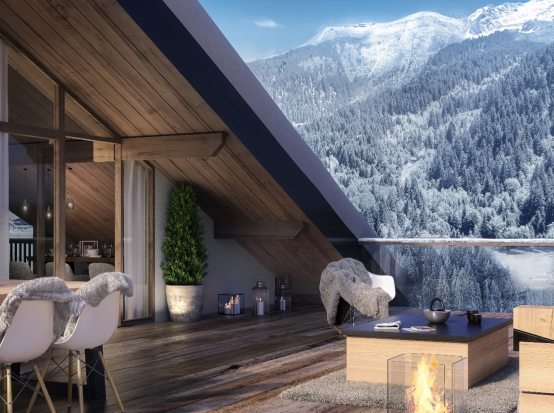 Stunning New Build Champagny En Vanoise
