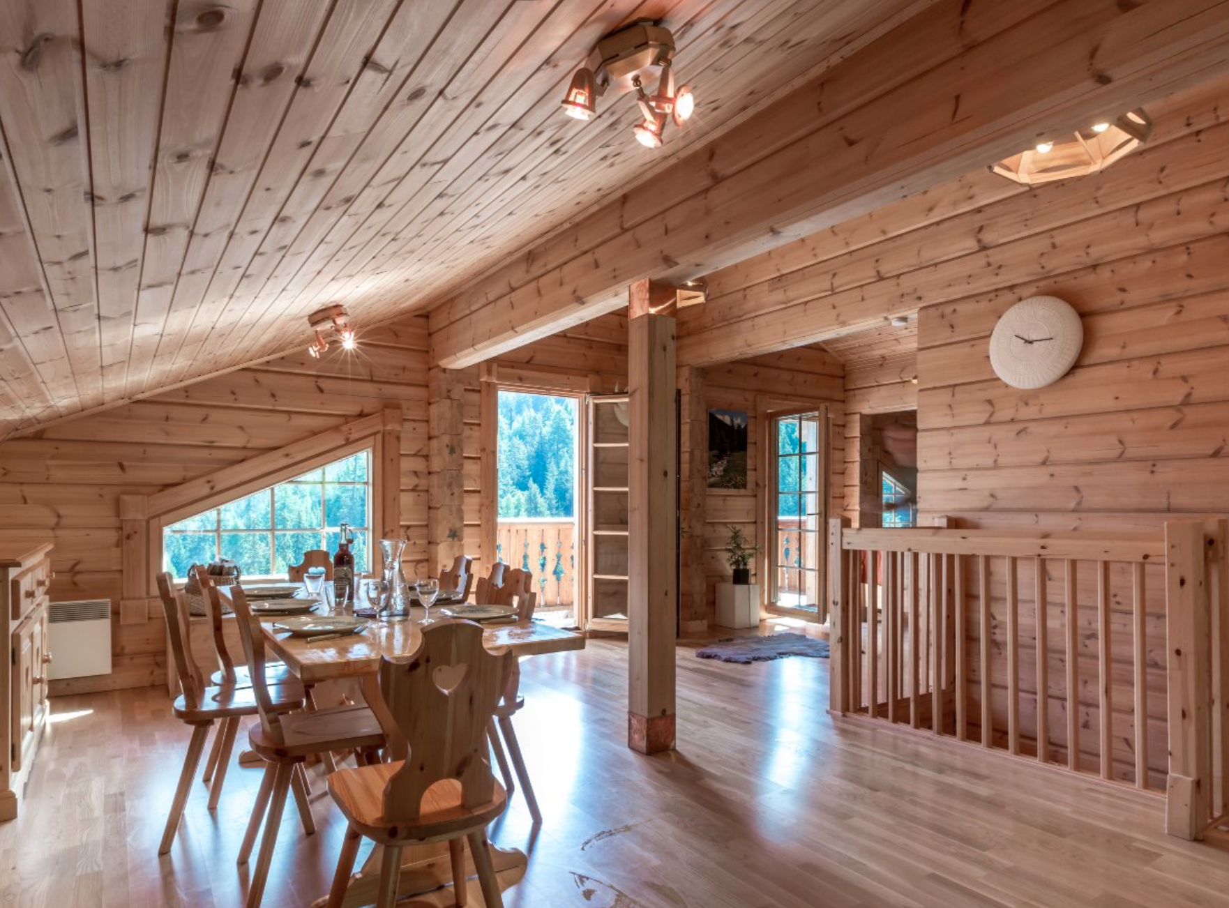 Stunning Luxury-Individual Chalet
