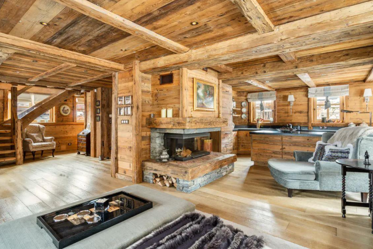 Luxury Courchevel 1850 Chalet