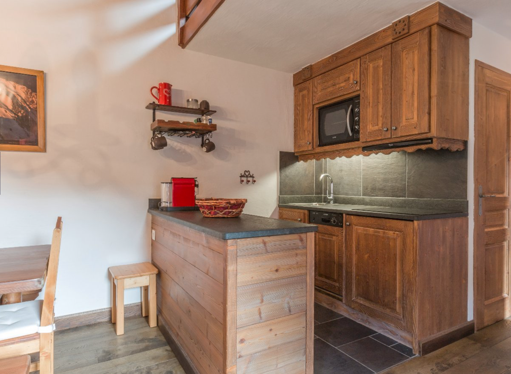 Traditional Meribel Mottaret Apartment