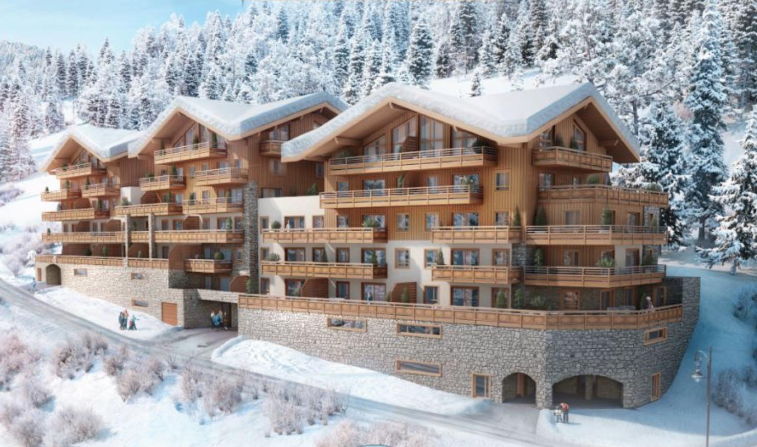 New Luxury Apartment Sainte-Foy
