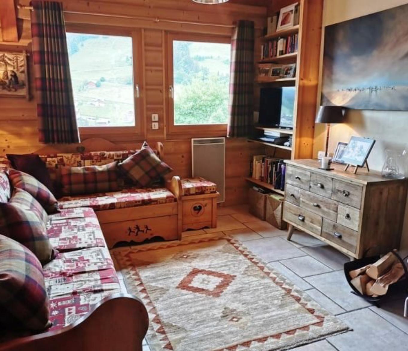 Splendid 8-Room Luxury Chalet