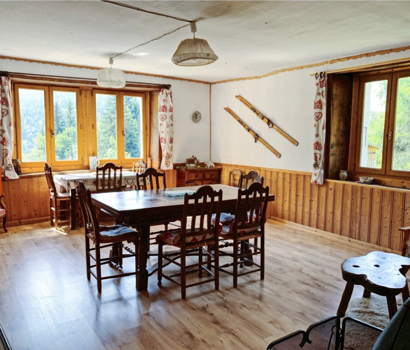 Authentic Chalet From 1873