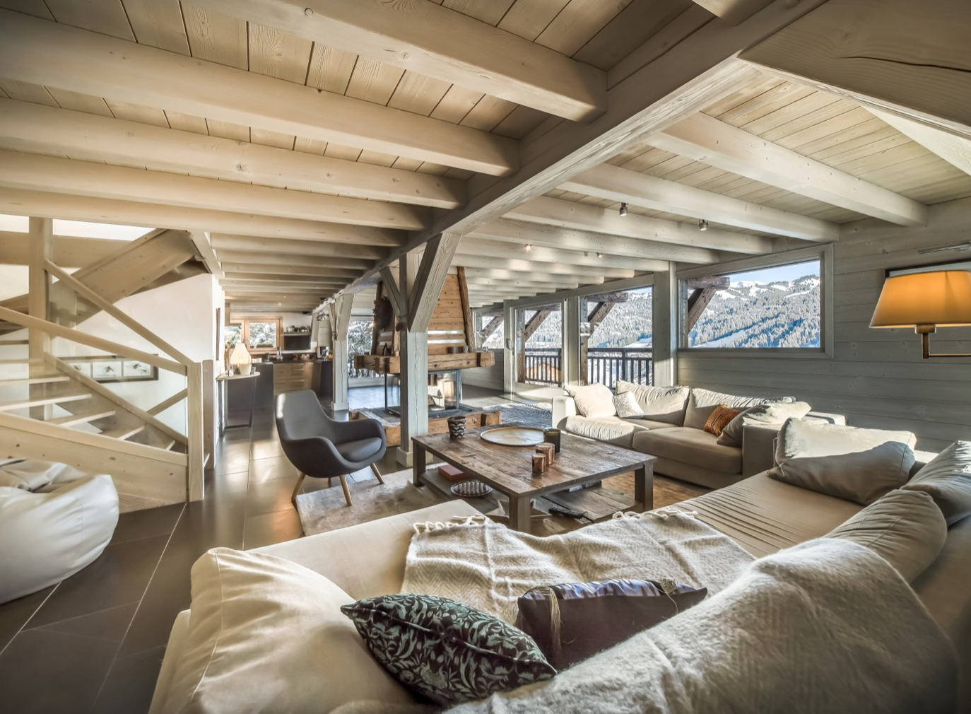 Magnificent High Specification Chalet
