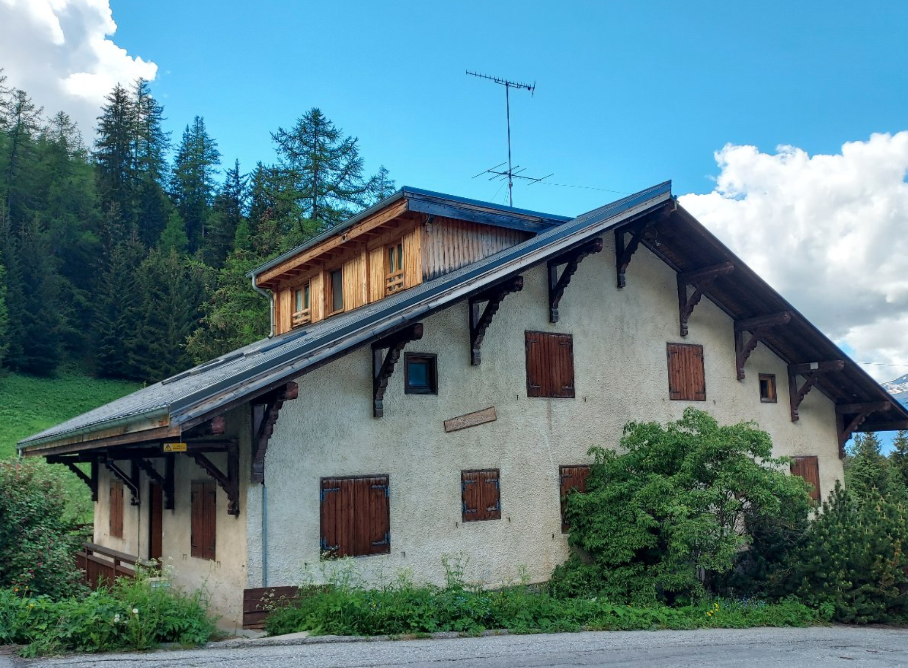 Typical Chalet With Character